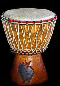 Hoe te Native American Hand Drums Lace