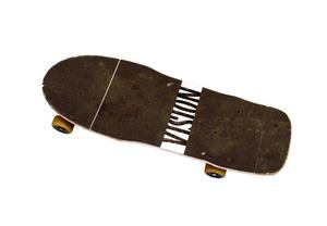 Hoe maak je een skateboard Shaped Cake Make